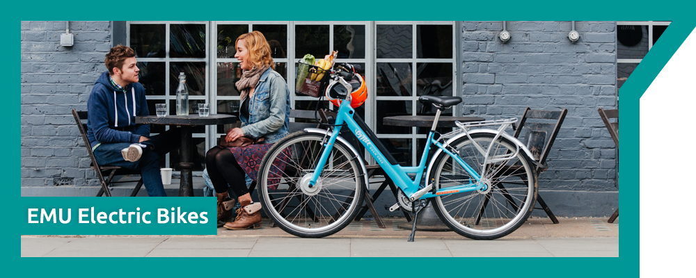 Emu Electric Bikes - Velo City Cycling - London - Mobile Bike Servicing and Repairs