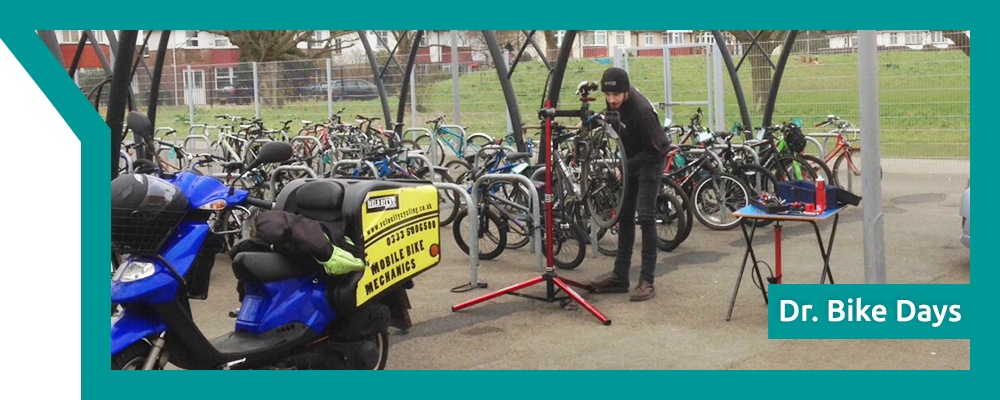 Dr Bike Days - Velo City Cycling - London - Mobile Bike Servicing and Repairs